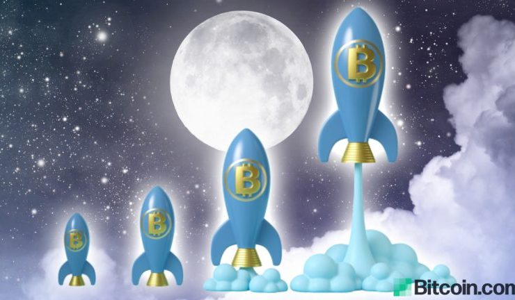 Exponential Growth: Bitcoin's Trading Volume Could Rival Major Asset Classes 1