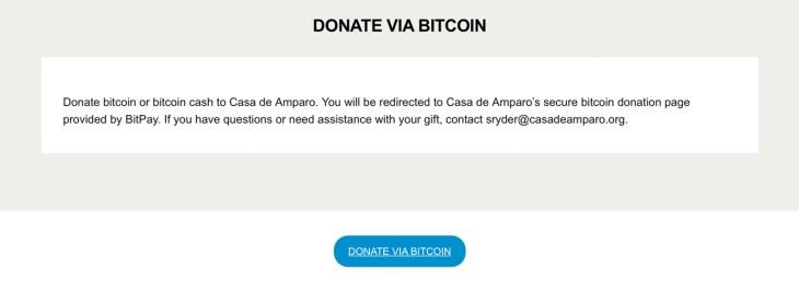 Roger Ver Donates $10K in Bitcoin Cash to Casa de Amparo Children's Shelter 2