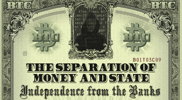 Bolstering Separation of Money and State Following the 244th Independence Day 3