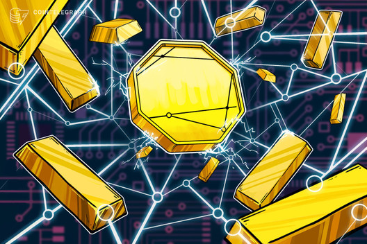 Government-Backed Tokenized Gold With 'Killer Features' 1