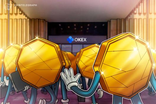 Cryptocurrency Exchange OKEx Lists Polkadot's DOT Token 2