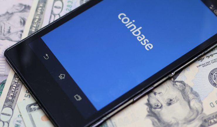 Coinbase Eyeing US Stock Market Listing as Early as This Year 1