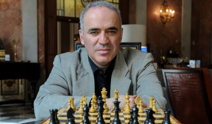 Greatest Chess Grandmaster: Bitcoin Empowers the Public and Protects Dissidents 1