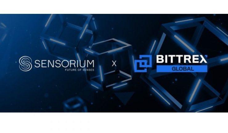 Bittrex Global Announces Listing of Sensorium (SENSO) 1