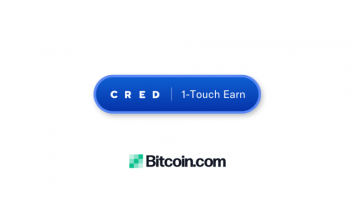 """Bitcoin.com Wallet Launches Cred's 1-Touch """"Earn"""" Button 6"""