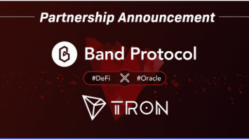 TRON Strategically Partners With Band Protocol For Scalable Oracle Technology & Extensive Integrations 2