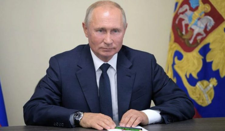 Putin Signs Law Giving Cryptocurrency Legal Status in Russia 1