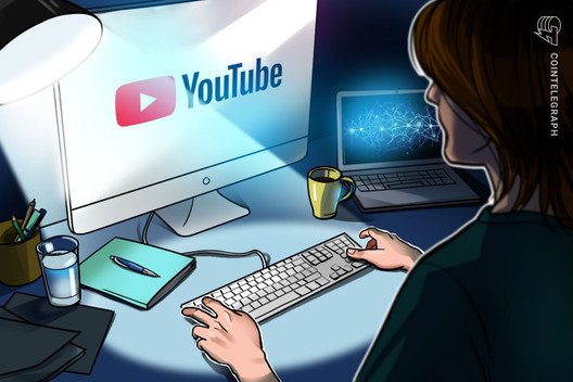 YouTube pulls the plug on another crypto livestream 2