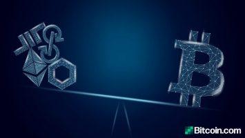 bitcoin touches 17k price zone btc dominance levels high altcoins still way behind 768x432 1