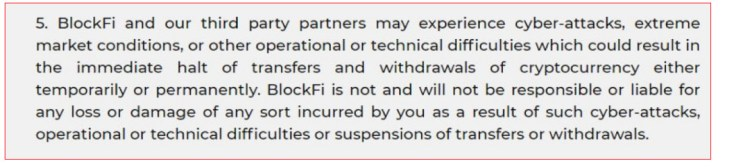 Dropping GBTC Premium: Anonymous Group Claims Blockfi Facing Solvency Issues Due to Exposure to the BTC Trust