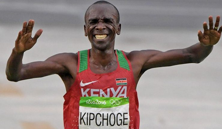 kenyan athlete and olympic champion eliud kipchoge gets over 17 eth after auctioning nfts of key moments 768x432 1