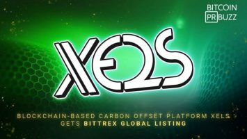 xels launches eco conscious blockchain platform for carbon offset credits 768x433 1