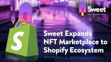 sweet expands nft marketplace to shopify ecosystem 768x432 1