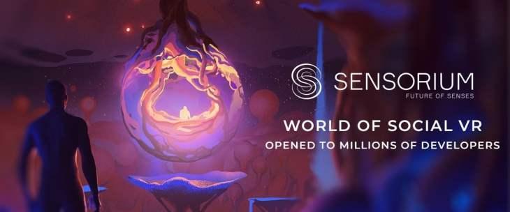 sensorium creators program unreal engine