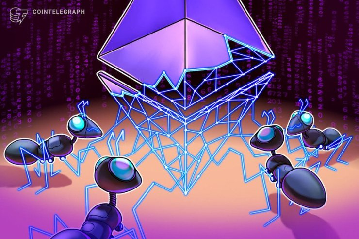 149173 ethereum supply flips briefly into deflation as gas fees spike
