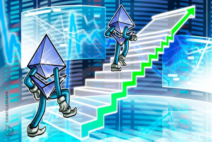 ethereum's-rise-to-no.1-crypto-'seems-unstoppable'-says-devere-group-ceo