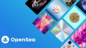 OpenSea NFT Marketplace Ethereum 1