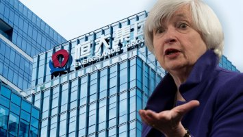 evergrande losses sparks fear of looming credit contagion janet yellen asks to raise us debt ceiling