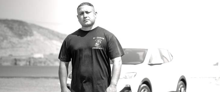 Legalized Theft: Police Seize $87,000 From Former Marine but Don't Charge Him With a Crime