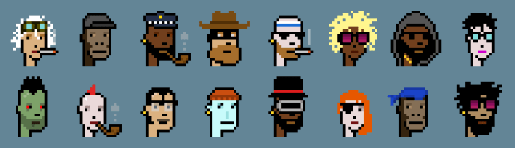 Talent Giant UTA Signs Prominent NFT Projects Cryptopunks, Autoglyphs, and Meebits