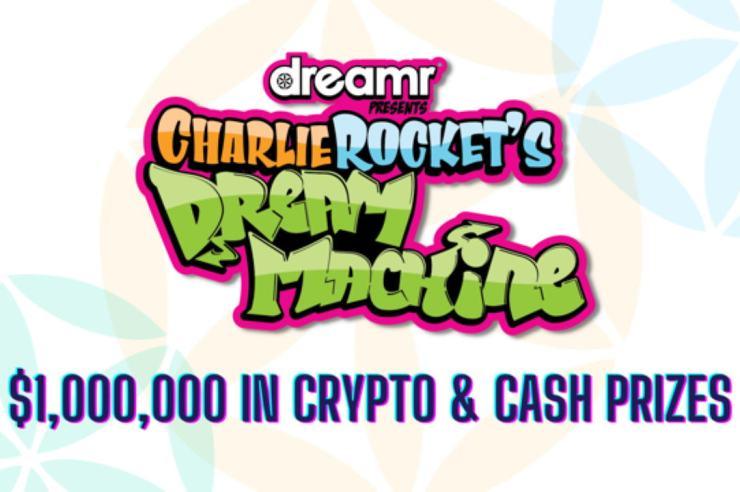 viral philanthropic app dreamr announces the return of charlie rockets dream machine tour