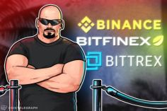 Binance, Bitfinex, Bittrex Temporarily Say No to New Users 1