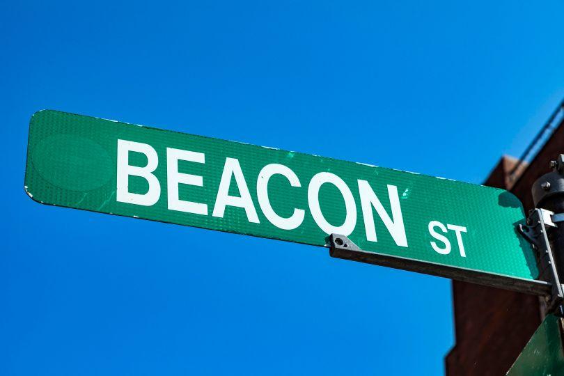 Renaming Beacon Street as Blockchain Street
