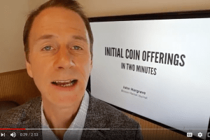 VIDEO Initial Coin Offerings Explained in 3 Minutes