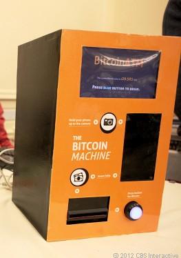 Bitcoin automaty rozširujú služby