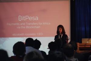 Elizabeth Rossiello - Bitcoin Africa conference 2015