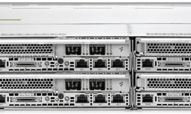 HP enters the Hyper-converged infrastructure world