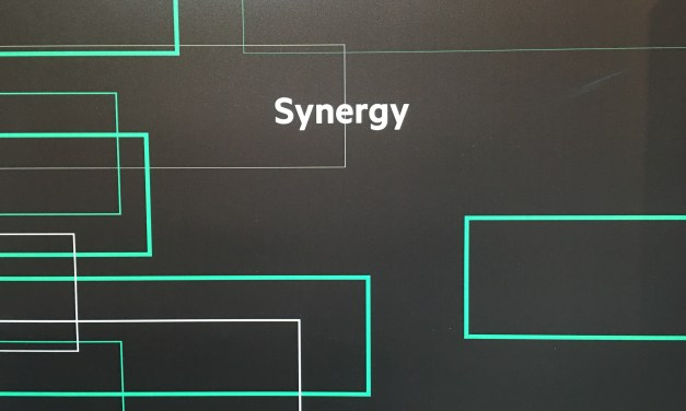 HPE announces Synergy, the hardware platform behind the Composable Infrastructure