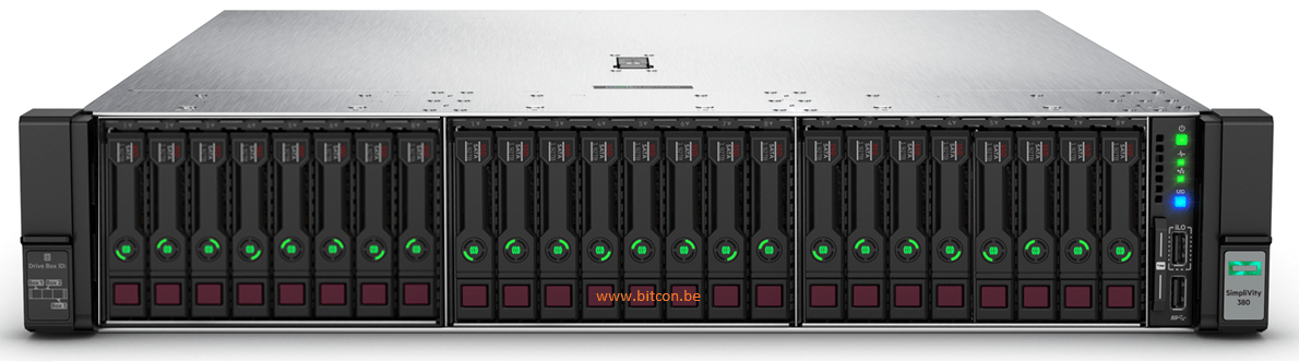 Major 4.1.0 update for HPE SimpliVity