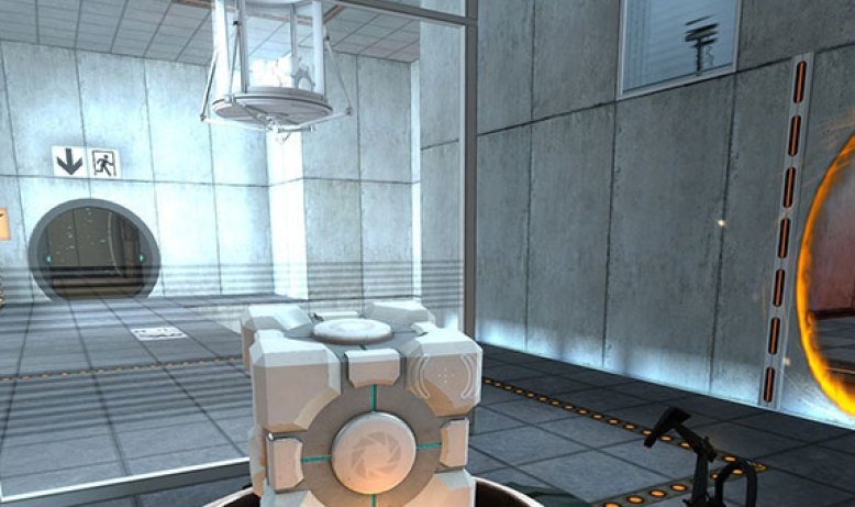 Portal-Companion-Cube