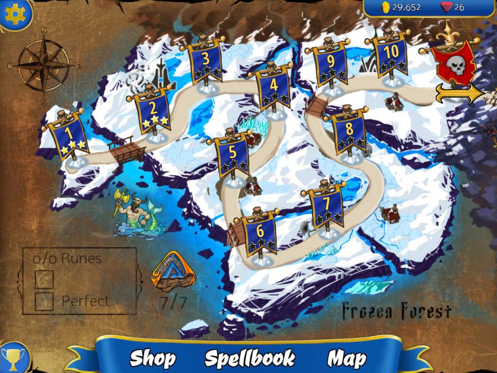 TA Map