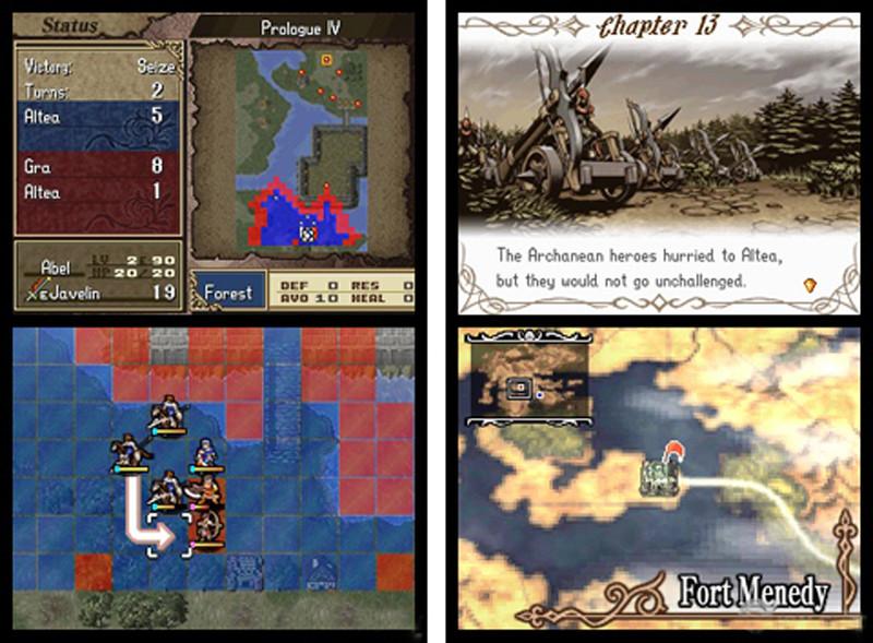 Shadow Dragon Gameplay