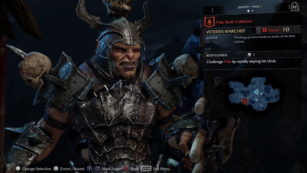 Shadow of Mordor Nemesis System Review
