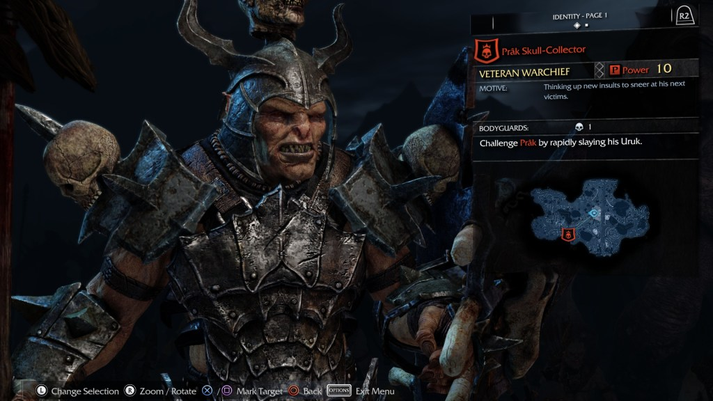 Shadow of Mordor Nemesis System Review