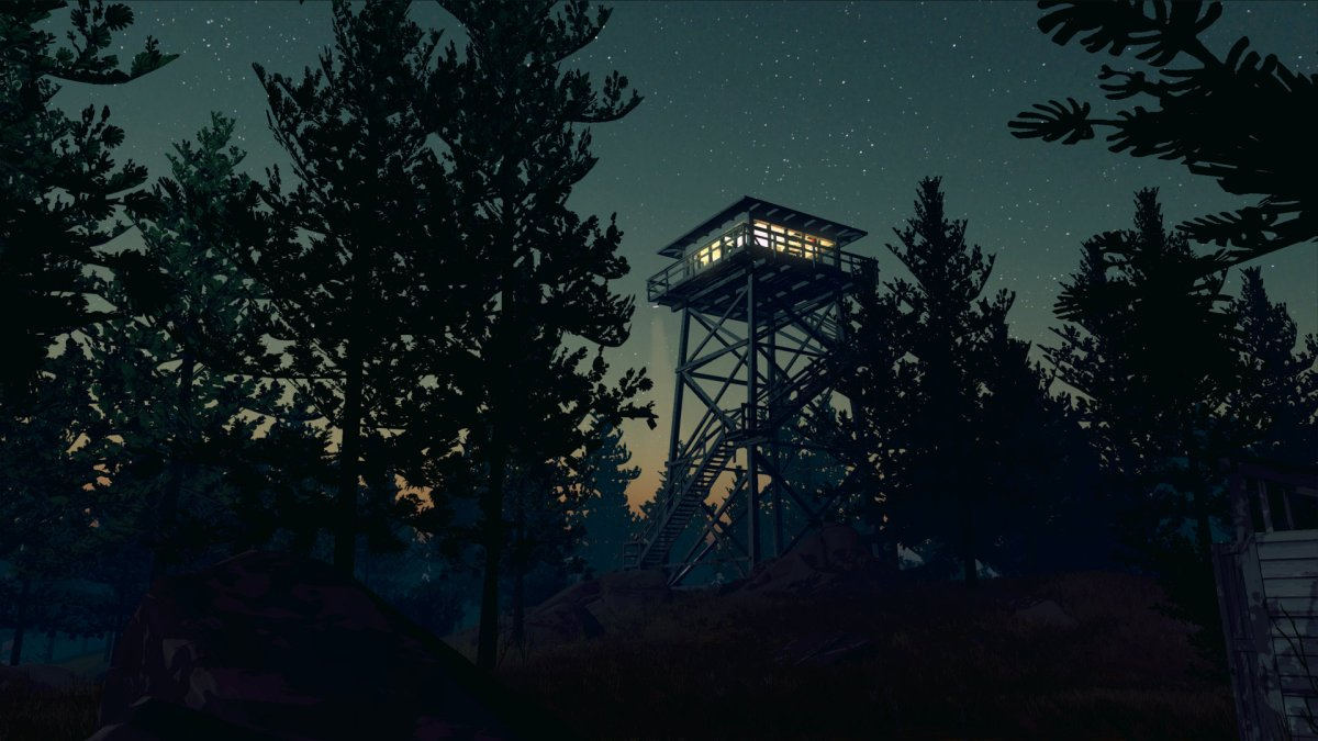 Firewatch Review 1