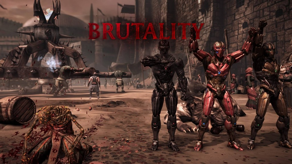 Triborg Sektor Brutality