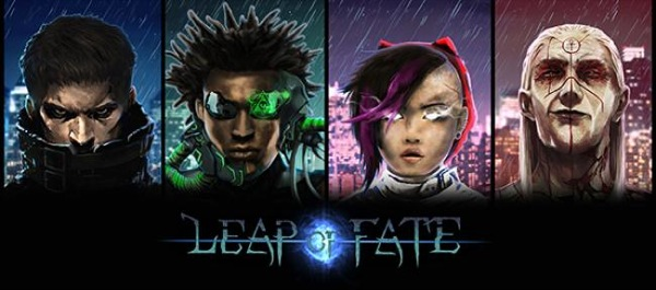 Leap of Fate Characters