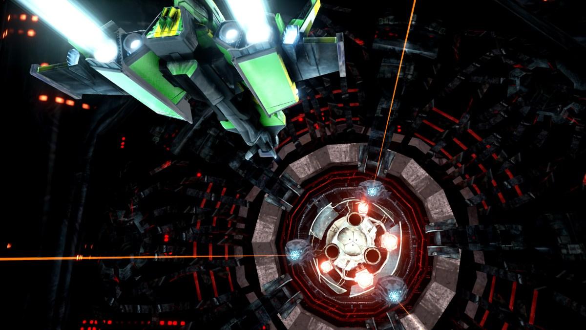 Collider 2 boss fight
