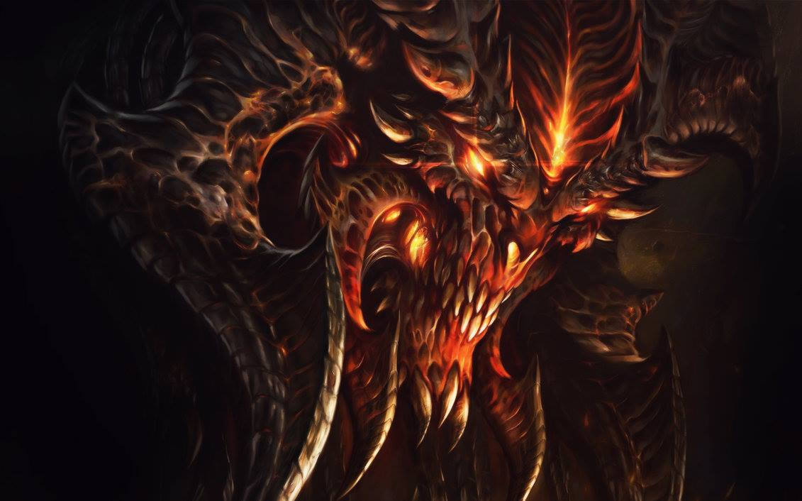 Top 10 Demon-Killing Games Diablo Image