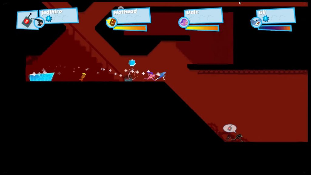 Speedrunners Review Action