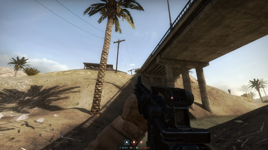 Insurgency Review Bridge