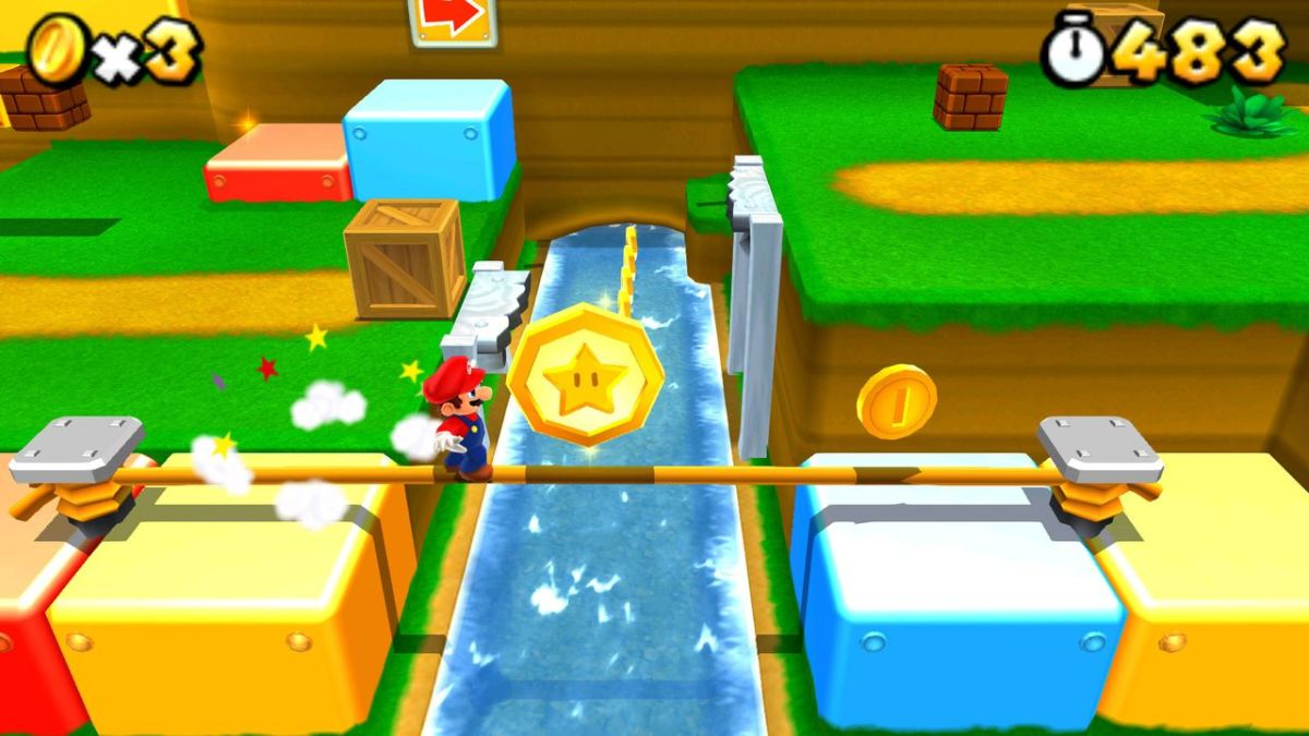 Super Mario 3D Land Review Image 2