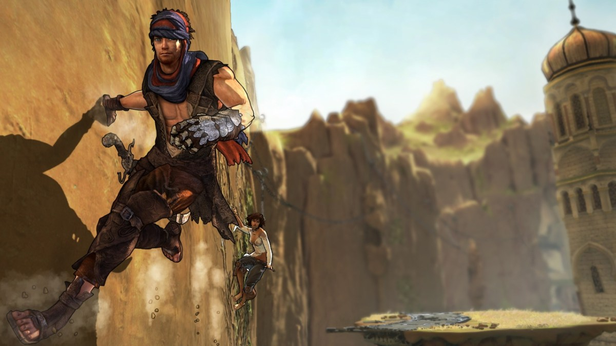 5 Games I Couldn't Finish Prince of Persia Image