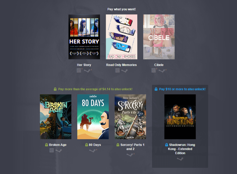 humble bundle games june
