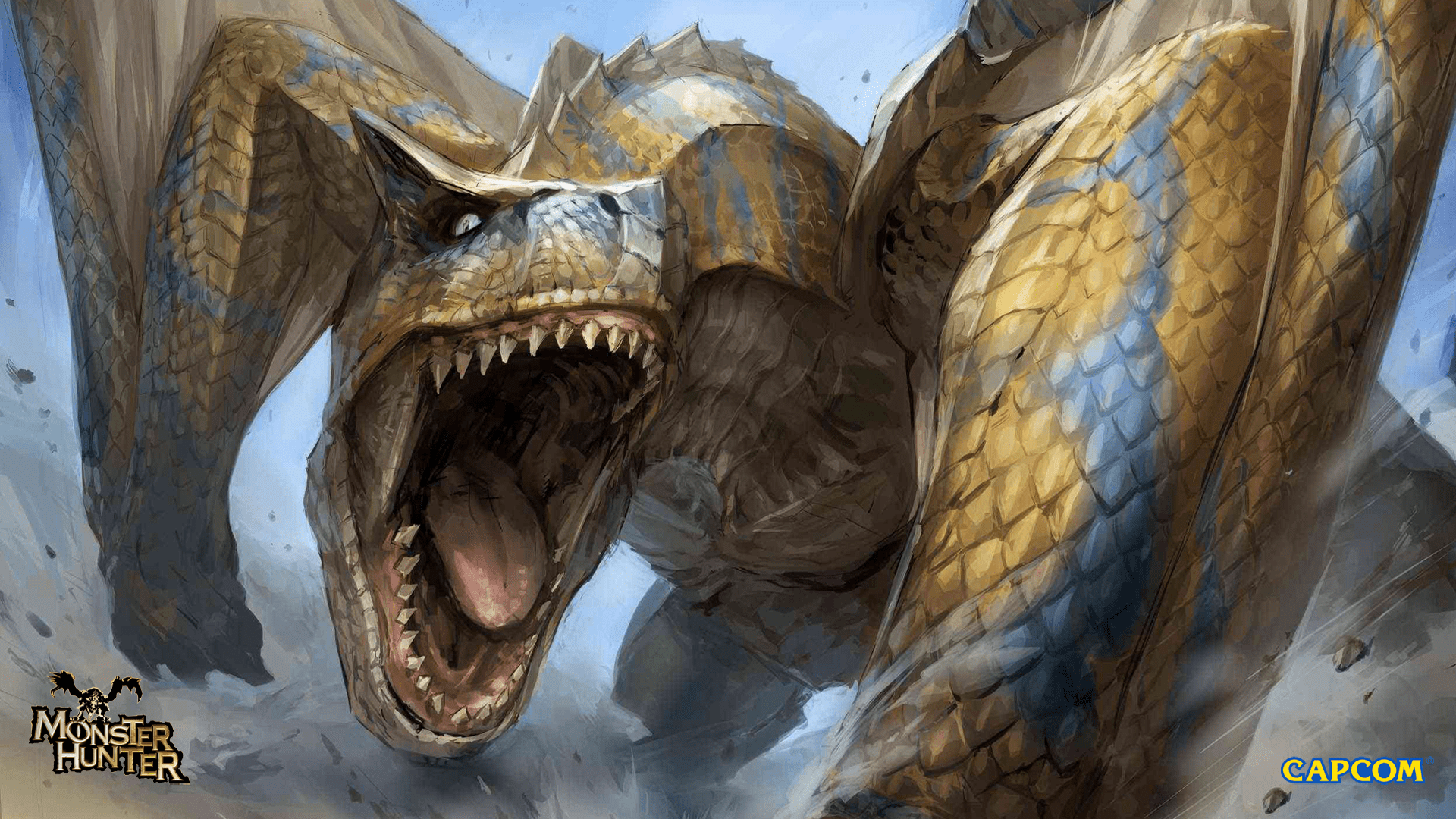 Top 10 monsters from monster hunter for Www moster