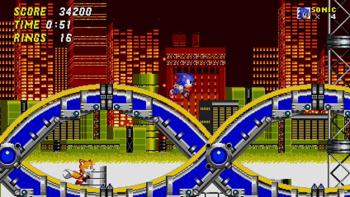 Sonic world 2